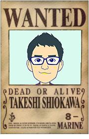 takeshi shiokawa