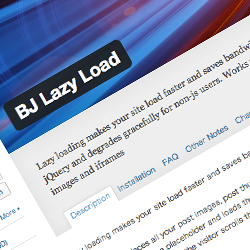 BJ Lazy Load