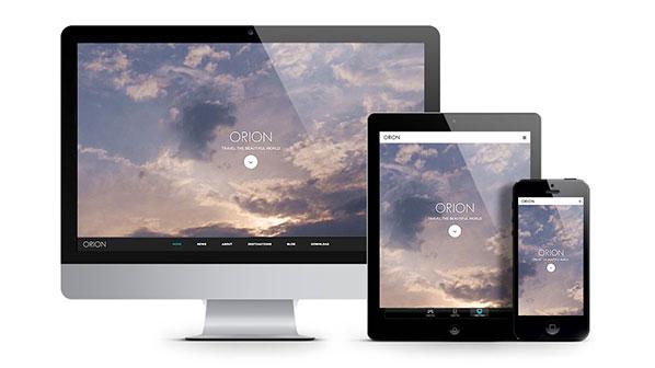 『ORION』写真で魅せる!旅行ブログやメディア向け