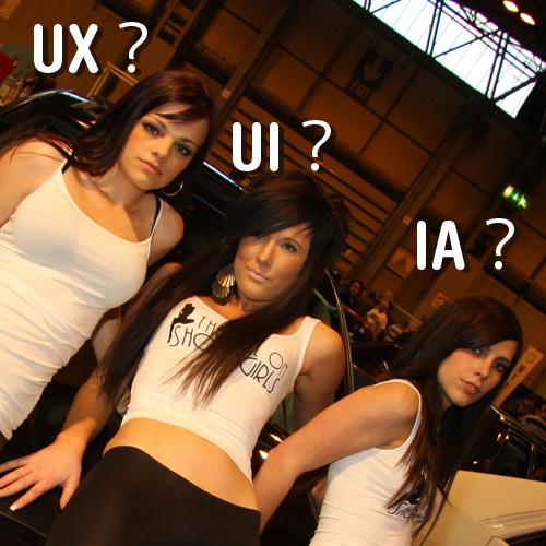 UX? UI? IA?