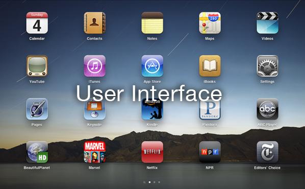 UserInterface